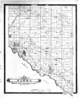Flora Township, Florita PO, Renville County 1888